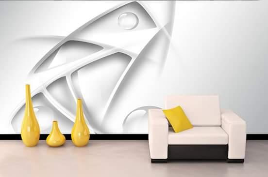 houseprint fototapet 3d