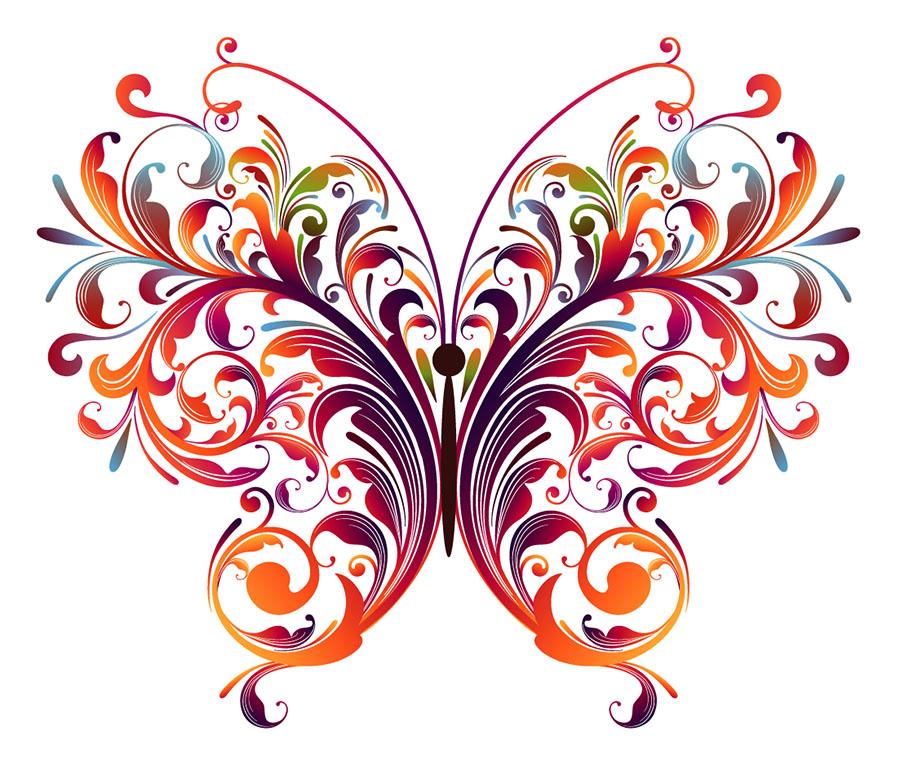 butterfly 136